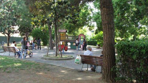 Giardini pubblici di Via Dante Sedini