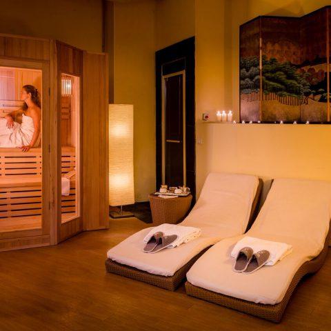 sauna - Cinzia Paradiso