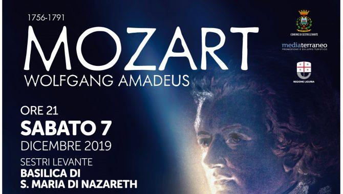 Guarda questa foto sull'evento Mozart: il miracolo che Dio ha fatto nascere a Salisburgo a Sestri Levante