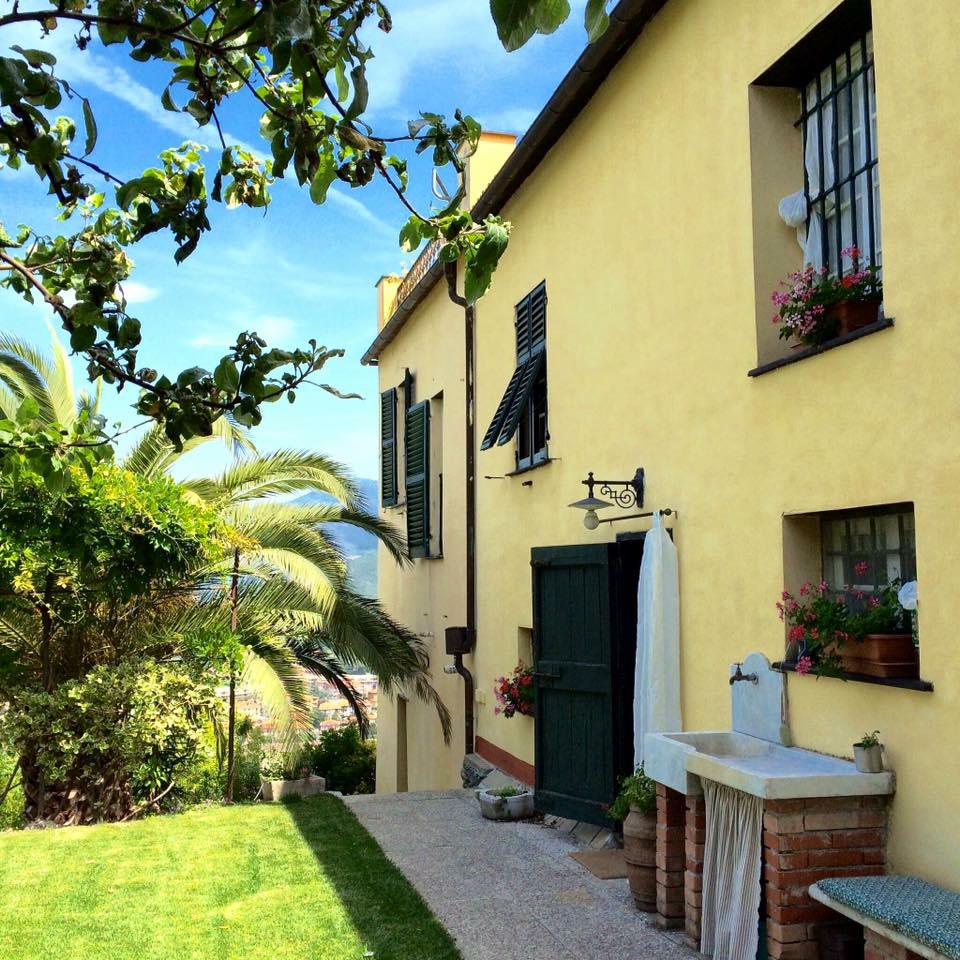 Agriturismo Casa Olivieri - Portale Turismo Sestri Levante