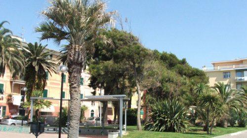 Giardini pubblici di Riva Levante