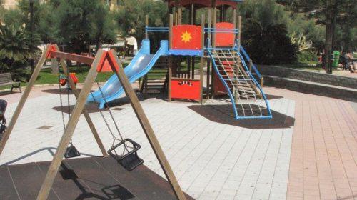 Giardini pubblici di Riva Ponente